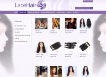 Lace HairHaar extenties lace-hair.nl